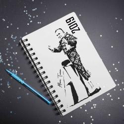 Cuaderno/Agenda El Pana