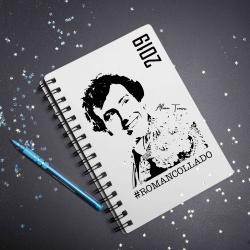Cuaderno/Agenda Román